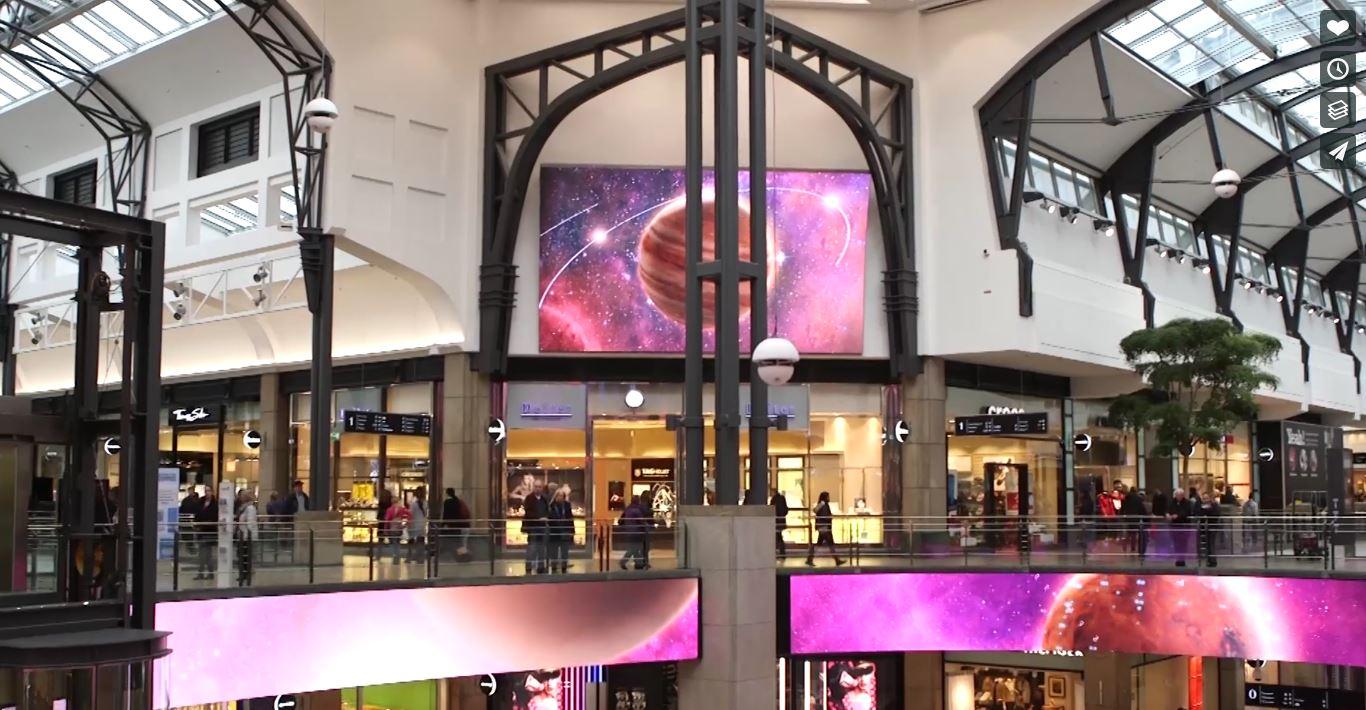 89e3f8d0df0d65 CentrO Mall in Düsseldorf  Shopping Experience 2.0 - URW Lab