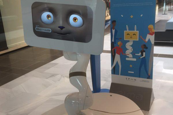 Spoon Robot