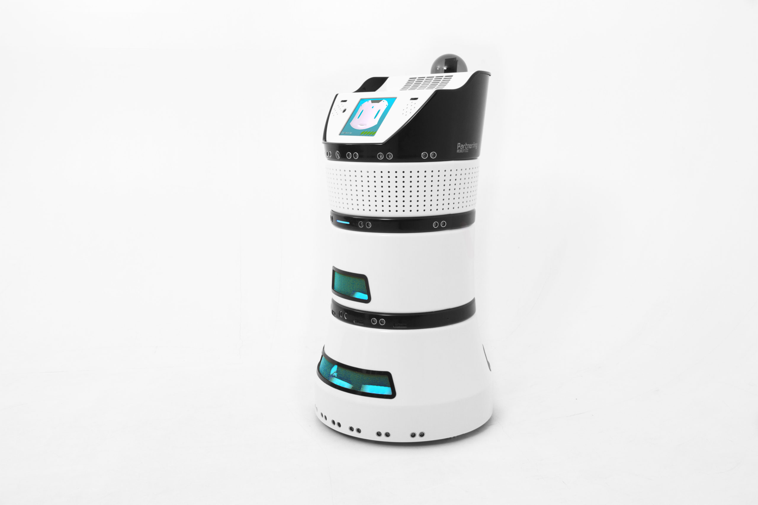 Diya One Robot in the Mixer