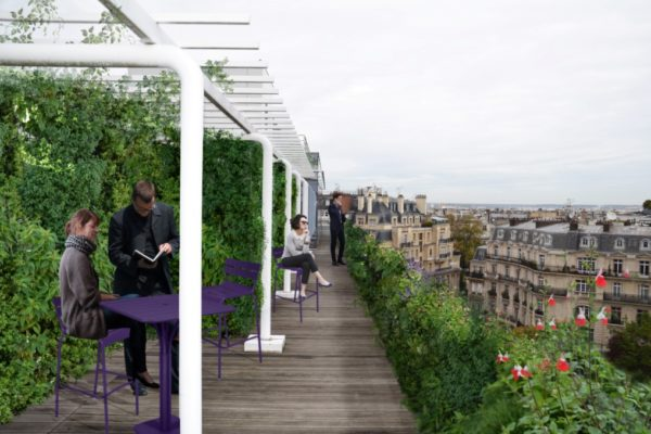 Objectif 100 Hectares : Urban farming and green cities for Unibail-Rodamco