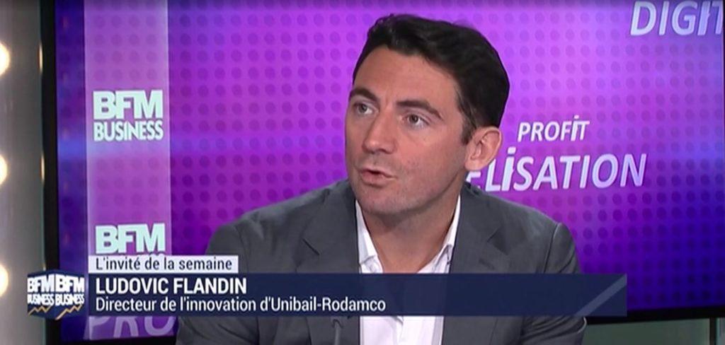Ludovic Flandin on BFM Business
